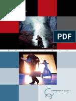 Spielzeit-Broschüre 14/15 - Hamburg Ballett