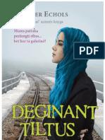 Deginant Tiltus - Jennifer Echols
