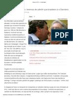 Retorno a FHC — CartaCapital