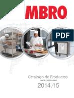 2014 Cambro Catalog