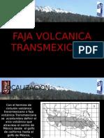 FAJA VOLCANICA TRANSMEXICANA