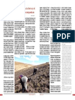 El Estado amenaza el derecho a la tierra y el  territorio de las comunidades campesinas