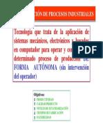 4.1 Control de Procesos1