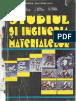 Studiul si Ingineria Materialelor