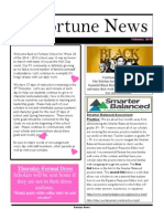 FS Newsletter - February 2015