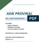 Adn Proviral (1)