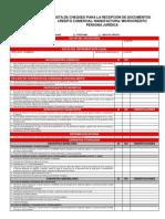 Lista de Recaudos Para La Solicitud de Crédito Comercial,Manufactura, Microcredito p.j