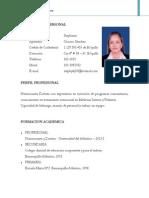 Stephanie Orozco Sánchez