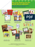 Lexile Reading Sets Sell Sheet