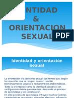 Identidad & Orientación Sexual