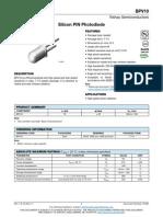 bpv10 photodiode