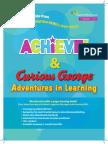 Curious George & Achieve Workbooks_Brochure