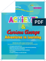 Curious George & Achieve Workbooks_Brochure