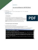 1. Generate keystore and certificate for SAP BO BI4.0.pdf