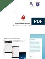 CyberCrimes Devthon - Prototype