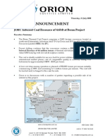 20080731_OEQ_ASX_JORC_Inferred_Coal_Resource_of_4.6_Million_Tonnes_at_Berau_Project.pdf