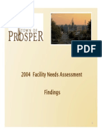 Town Facilities Assessment