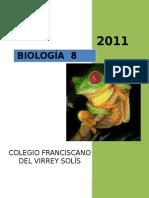 Módulo Octavo Biología Virrey.2011