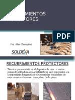 Recubrimientos soldexa 2011