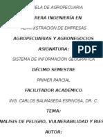 informe de analisis de peligro vulnerabilidad y riesgo.docx
