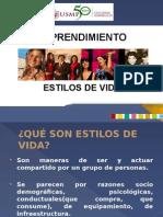 Sem. 01 Los Estilos de Vida de Los Peruanos