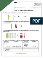 Sequência Didática de Equação6