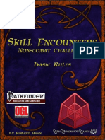Skill Encounters (PF)