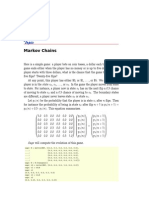 hefferon markov basics