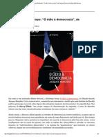243980109 O Odio a Democracia PDF
