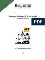 toxicologia - veterinaria