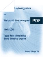 SY Liong Lecture