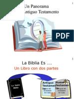 Un Panorama Del Antiguo Testamento (1) - Copia
