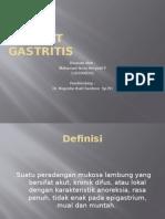 REFERAT Gastritis