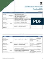 IPC - Hoja de Ruta Intensiva