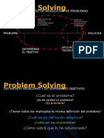Problem Solving Resumen