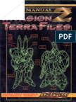 Mekton Zeta - Mecha Manual 2 - Invasion Terra Files