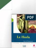 Le Horla - Guy de Maupassant - Français Facile