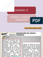 Unidad II LOGICA JURIDICA-LENGUAJE.ppt