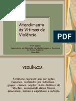 Atendimento Às Vítimas de Violência