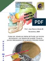 Huesos, Parietal, Occipital y Temporal 1.ppt