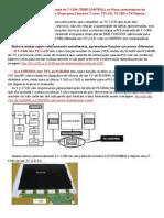 Função e Falhas Na PCI T-CON e Controladora, Dicas Para Conserto e Sintomas Na Tela
