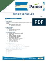 AV S1 Series Verbales