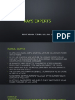 ray experts
