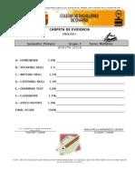 Criterios  2012B
