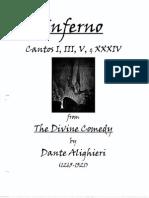 Inferno Intro & Canto 1 (Ciardi Translation)