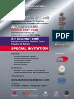1726 Aluminium Conference Exhibition 2005