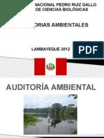 Auditoria Ambienta ISO