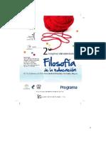 filosofia de la educacion.pdf