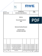 1007 DISQ 0 S MA 54008 Mechanical Handling Philosophy