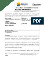 Ficha Datos